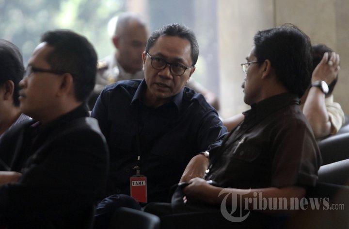Ketua MPR Zulkifli Hasan Kembali Diperiksa KPK