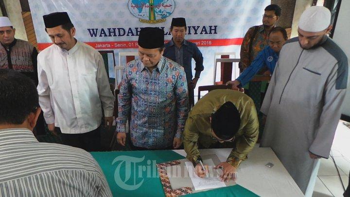 Konpers Wahdah Islamiah