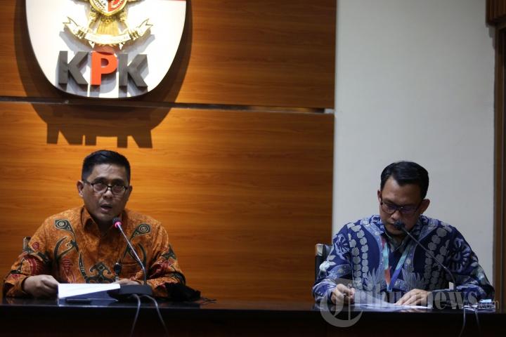 KPK Kembali Menahan Mantan Bupati Talaud Sri Wahyumi