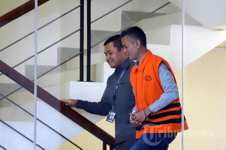 KPK Kembali Periksa Wahyu Setiawan