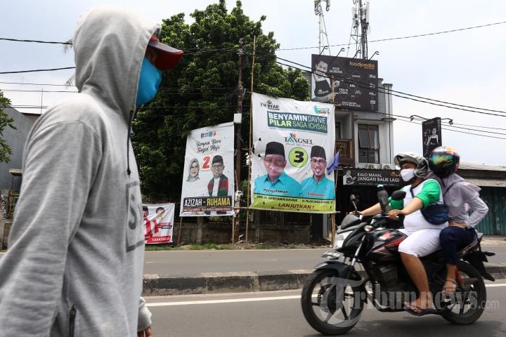 KPU Kurangi Dana Kampanye Pilkada Tangsel
