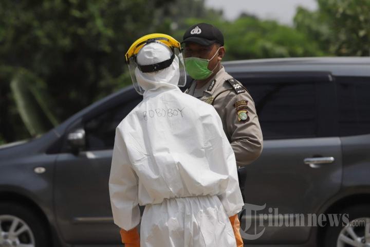 Labkesda Kota Depok Lakukan Tes Swab Suspect Covid-19
