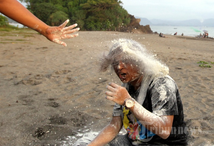 Lepas Penat dan Bangun Semangat dalam Outbound Tribunnews.com