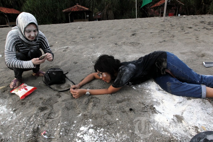 Lepas Penat dan Bangun Semangat lewat Outbound Tribunnews.com