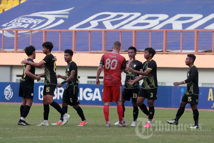 Liga 1, Barito Putera Kalahkan PSM Makassar 2-0