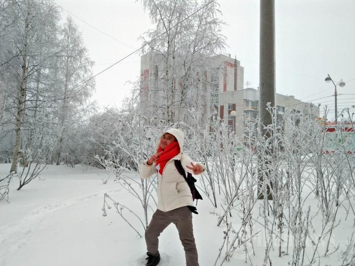 Mahasiswa Indonesia Sandy Saputra Berpuasa 21 Jam di Rusia