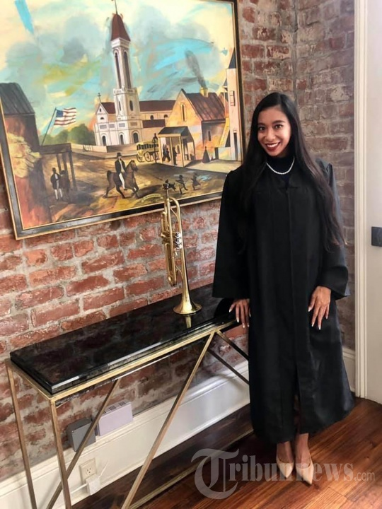 Marissa Hutabarat Keturunan Indonesia Pertama yang Menjadi Hakim di Amerika Serikat