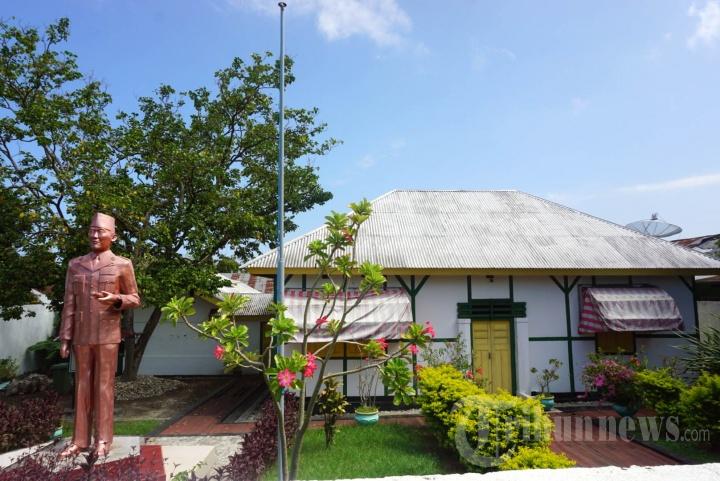 Menghayati Kelahiran Pancasila dengan Menyambangi Rumah Pengasingan Bung Karno di Ende, NTT