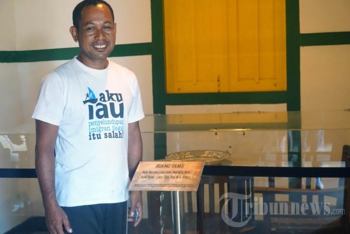 Menyambangi Rumah Pengasingan Bung Karno di Ende, NTT