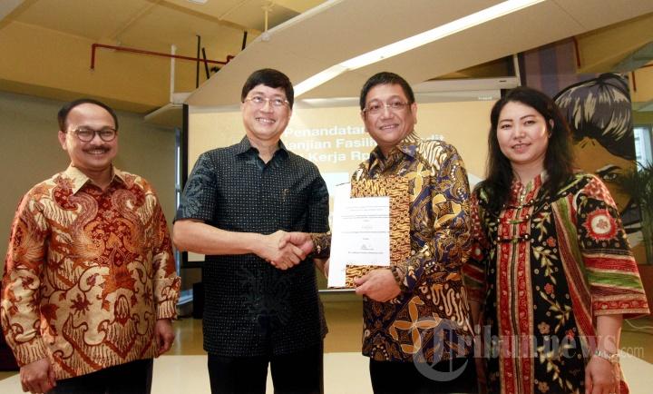 MoU Fasilitas Kredit Antara Andalan Finance dan Bank BTPN