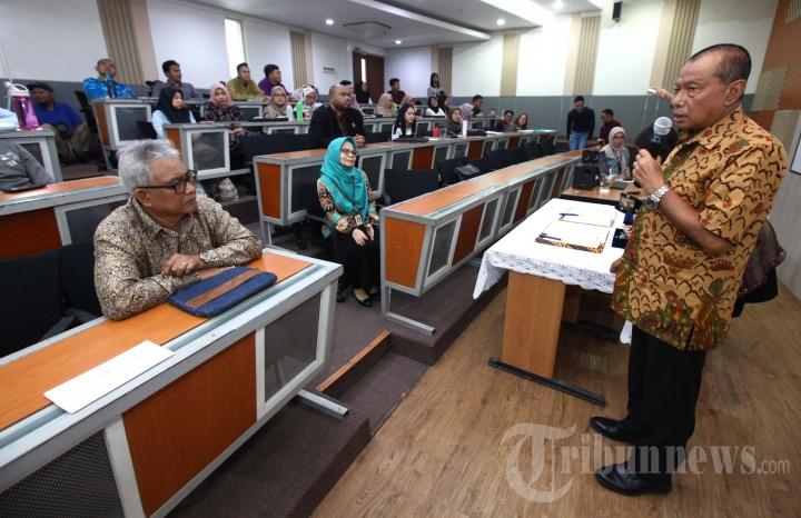 Mou Sekolah Bisnis Manajemen Itb Dan Ikatan Bankir Indonesia Foto 2 1834271 Tribunnews Com Mobile