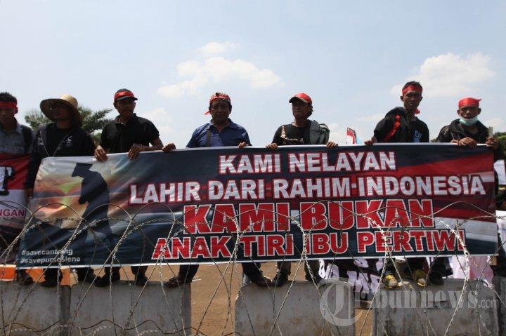 Nelayan Demo Di Istana Merdeka Foto 11 1646929 Tribunnews Com