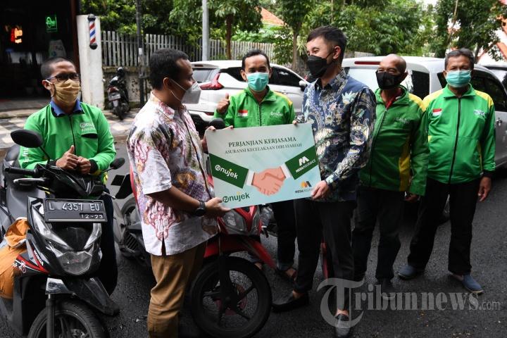 Nujek Launching Nujek Protection untuk Proteksi Driver
