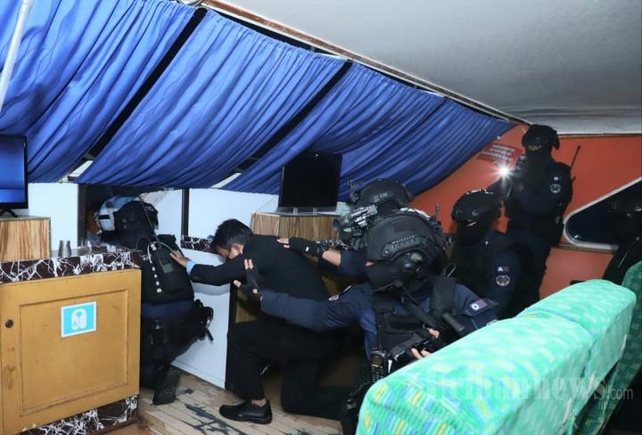 Operasi Pembebasan Sandera oleh Koopssus TNI di Selat Malaka