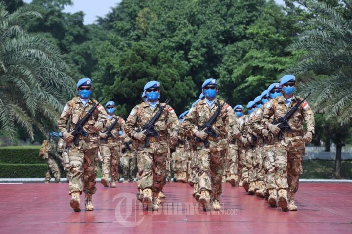 Panglima TNI: Misi Perdamaian di Kongo Bukan Tugas Mudah