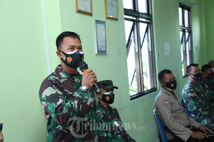 Panglima TNI Pastikan Kesiapan Tenaga Tracer Covid-19 di Yogyaka