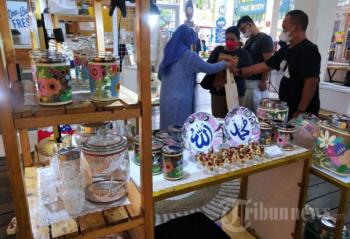 Pasar Kreatif Bandung Pasarkan dan Promosikan Produk UMKM