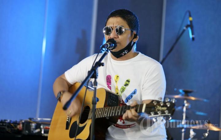 Pasha Tampil dalam Konser Virtual The Story of Artist