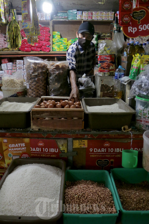 Pedagang Sembako Pasar Peterongan Semarang