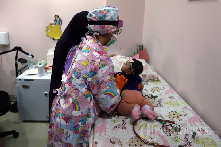 Pelayanan Poli Anak saat Pandemi Covid-19