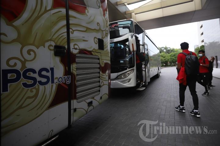 Pelepasan Timnas U19 yang Akan Mengikuti Training Camp di Spanyol