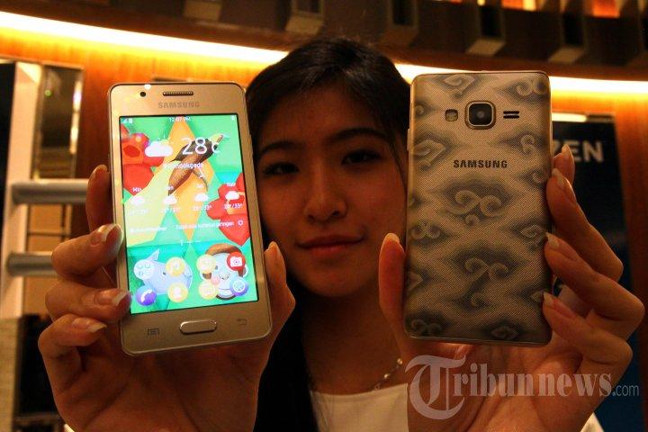 Peluncuran Smartphone Samsung Z2