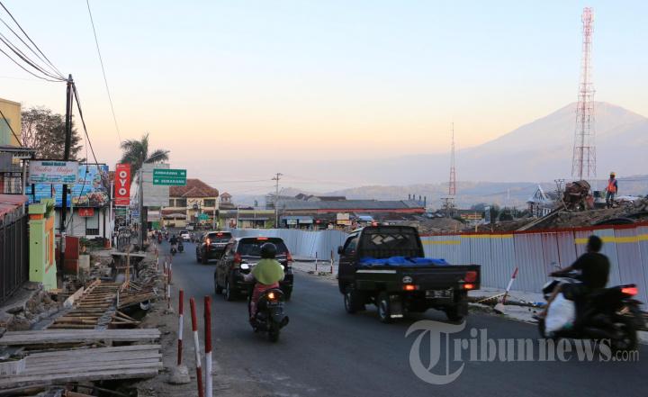 Pembangunan Taman Bandungan di Jawa Tengah