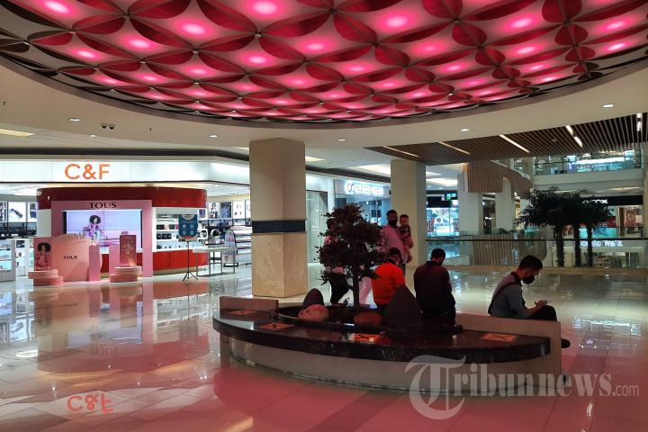 Pemberlakuan PPKM Mikro Pada Pusat Perbelanjaan