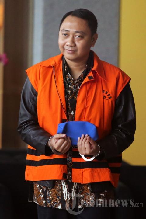 Pemeriksaan Lanjutan Bupati Lampung Utara
