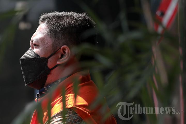 Pemeriksaan Mantan Penyidik KPK Stepanus Robin Pattuju