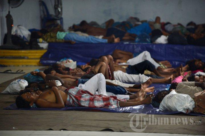 Pengungsi Rohingya Terdampar di Aceh