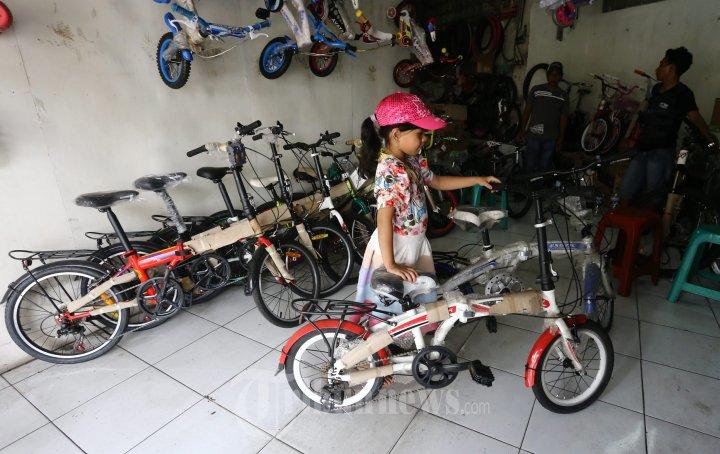 Penjualan Sepeda di Pasar Rumput, Foto 3 #1616361