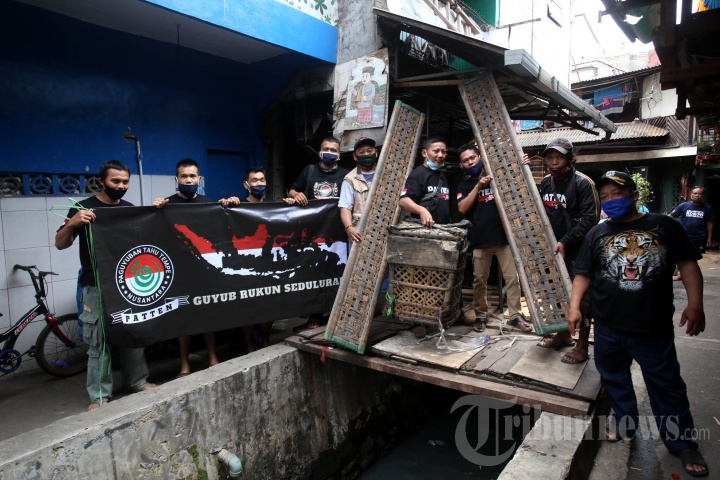 Perajin Tempe di Jakarta Hentikan Produksi