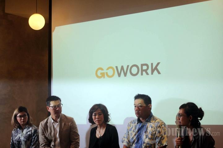 Peresmian Merger Rework dengan GoWork