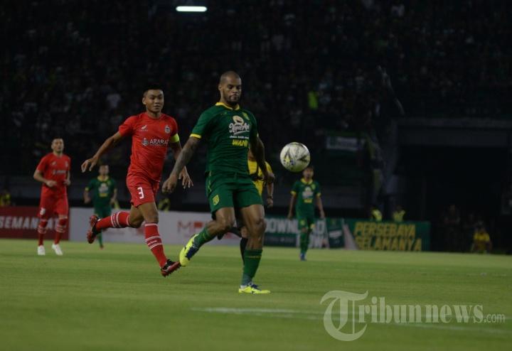 Persebaya Surabaya Kalahkan Sabah FA