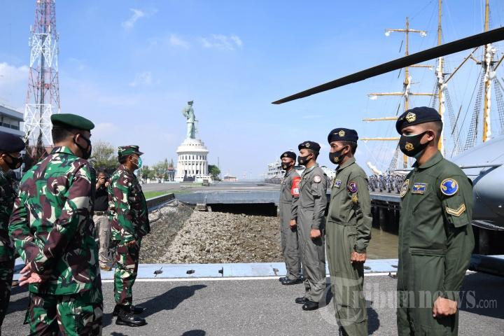 Persiapan Latihan Antar Kecabangan Kartika Yudha TNI AD 2020