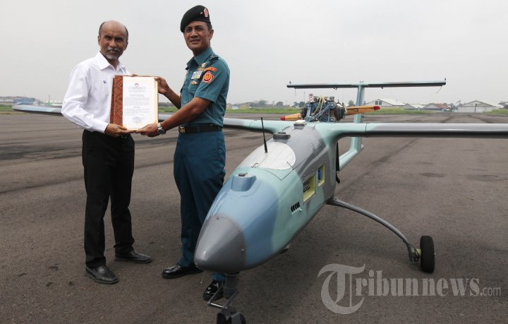 Pesawat Terbang Tanpa Awak (PTTA) Wulung