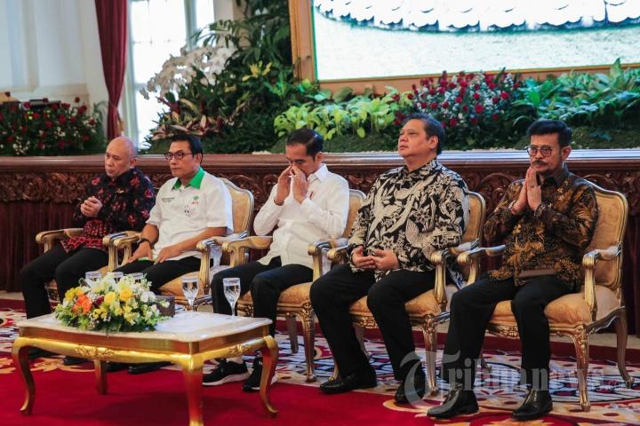 Presiden Buka ASAFF 2020