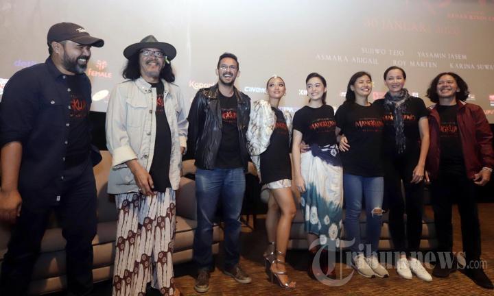 Press Screening Film Kuntilanak Mangkujiwo