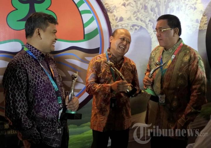Pupuk Indonesia Grup Borong Penghargaan Proper dari KLHK
