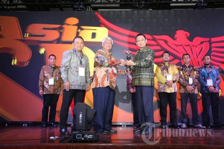 Pupuk Indonesia Grup Raih Penghargaan Prestisius di SRA 2018