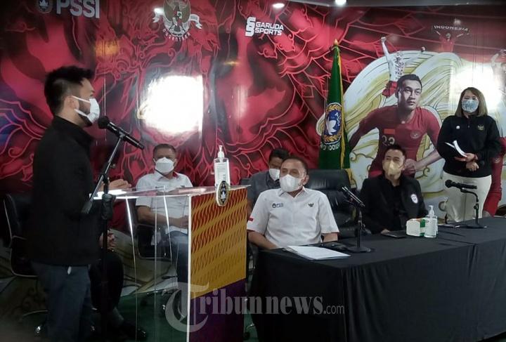 Raffi Ahmad Minta Ketum PSSI Bimbing RANS Cilegon FC