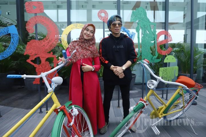 Ria Ricis dan Atta Halilintar Raih YouTube Diamond Award