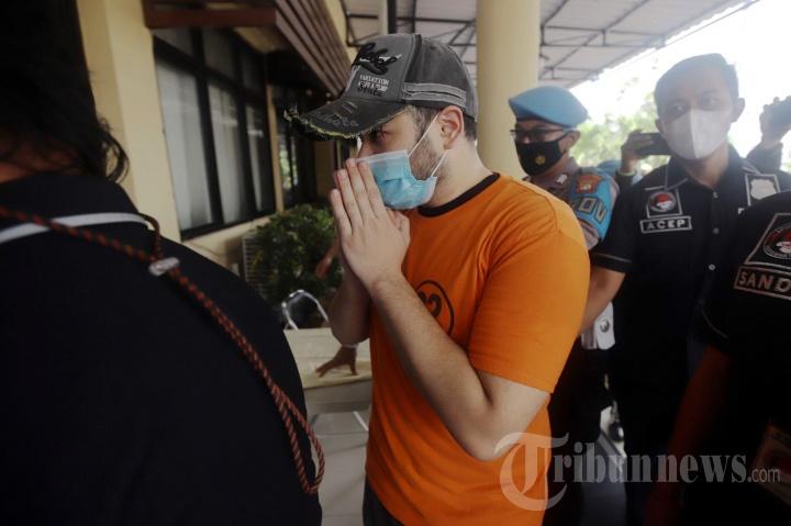 Ridho Rhoma Kembali Ditangkap Gara-gara Narkoba