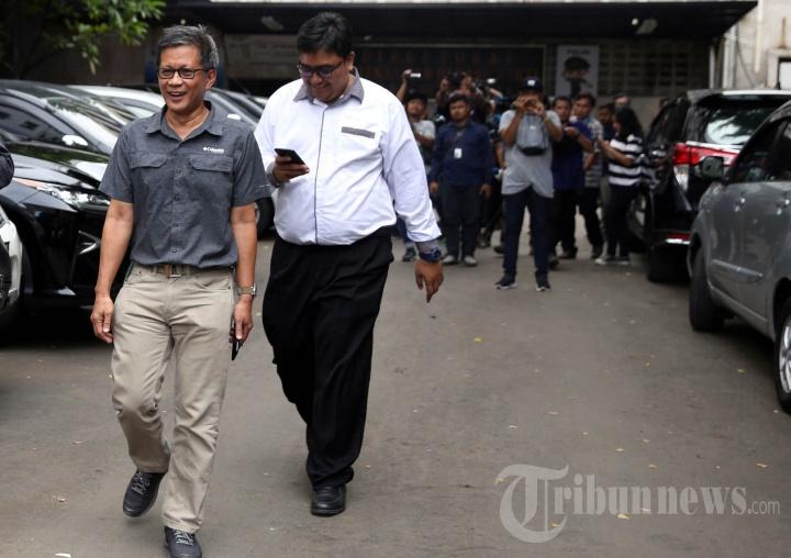Rocky Gerung Diperiksa Polda Metro Jaya Terkait Ratna Sarumpaet