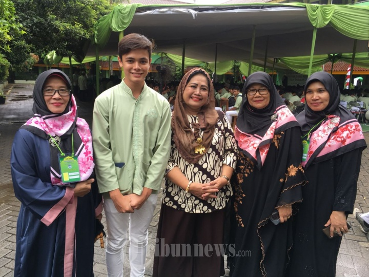 Rohis SMAN 60 Jakarta Gelar Maulid Nabi Muhammad SAW 1439 H