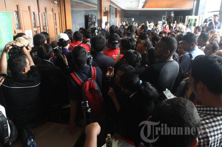 Suasana Sidang Putusan Jessica Kumala Wongso