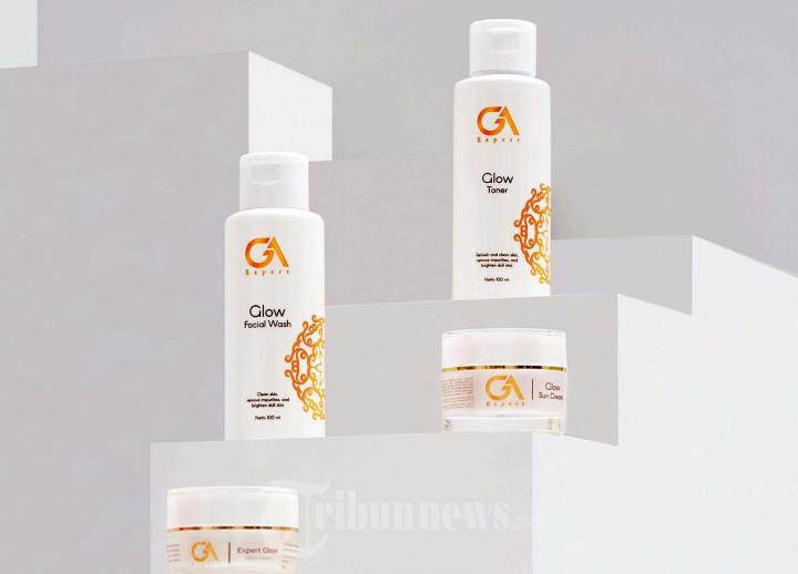 Telah Hadir GA Expert Skincare by Guntur Triyoga dan Apris Devit