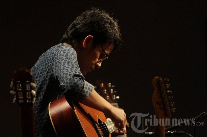 Tohpati Guitar Fantasy di Bentara Budaya Jakarta