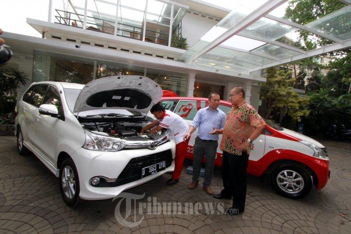 Toyota Auto 2000 Adakan Layanan Servis ke Rumah
